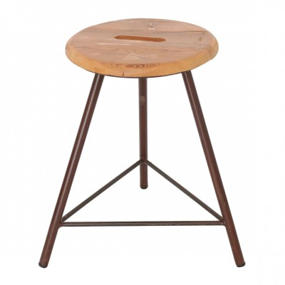 Industrial Bourne Stool