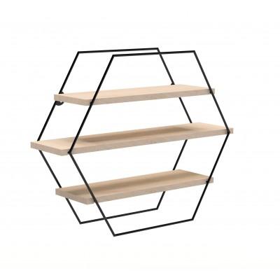 Estantería Hexagon