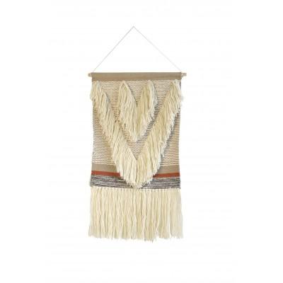 Boho Wool Tapestry