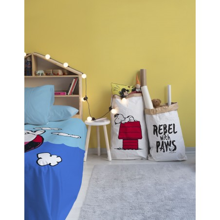 Snoopy Ball Duvet Cover
