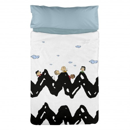 Charlie Brown Friends Duvet Cover
