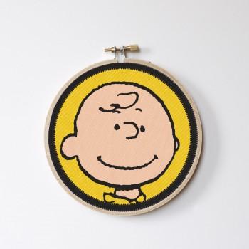 Stitch Hoop Charlie Brown