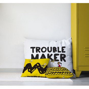 Trouble maker Play Cushion