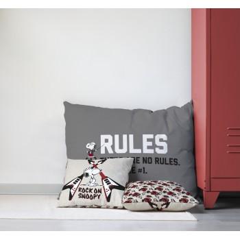 Rules Play Cushion