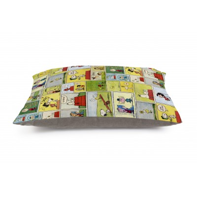 Comic Play Cushion