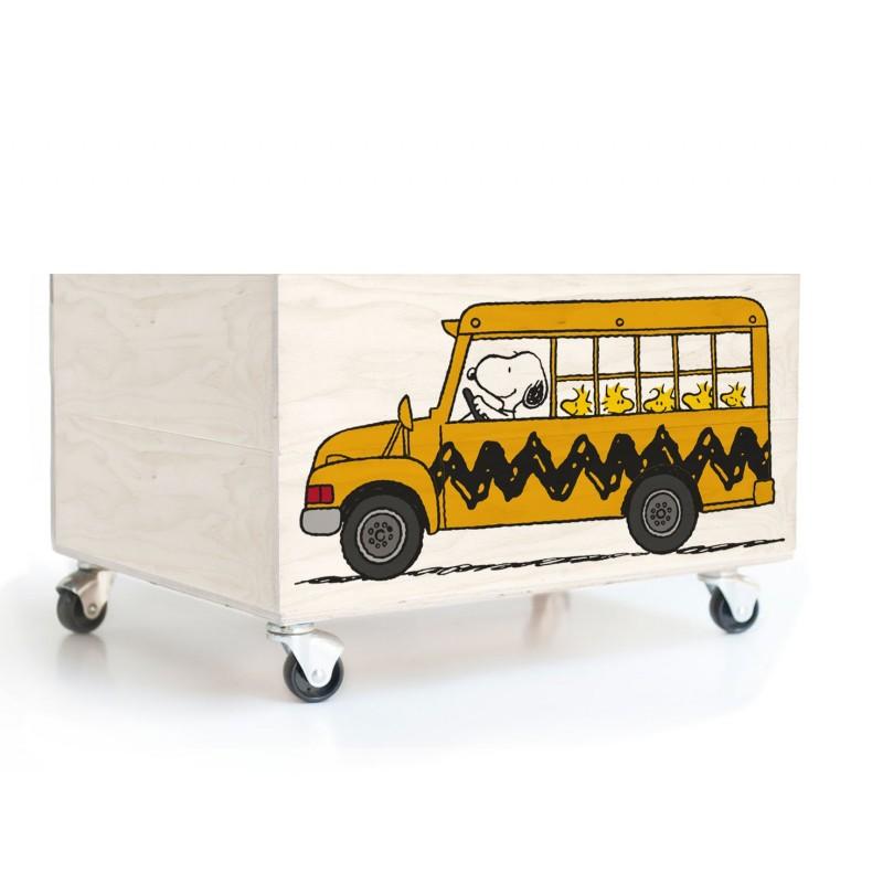 Cajón Decorado Bus