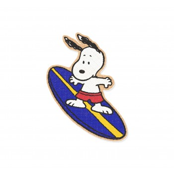 Corcho Pared Snoopy Surf
