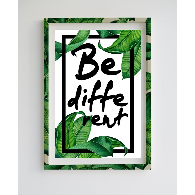 Painting Limited Edition Be different