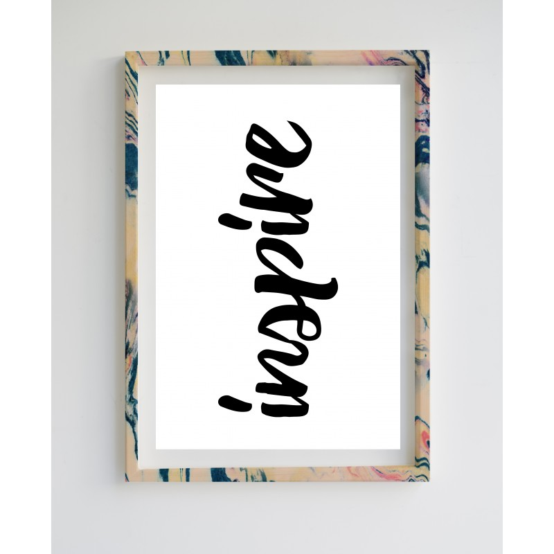 Painting Limited Edition Inspire