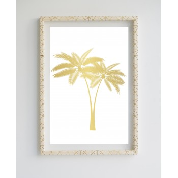 Painting Limited Edition  Palm Trees