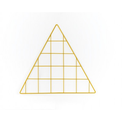 Wire Memo Triangle