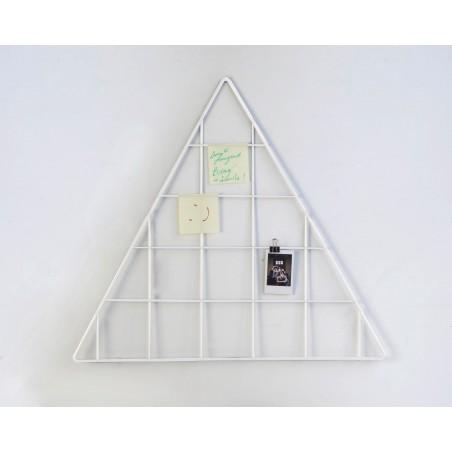 Wire Memo Triangle