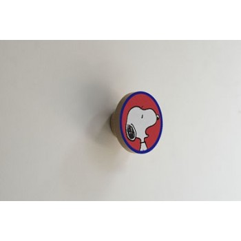 Wood Hanger Snoopy