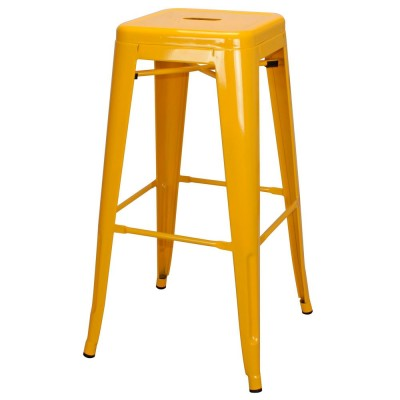 Tolix Style Stool Colors
