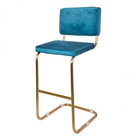 Barton Blue Stool