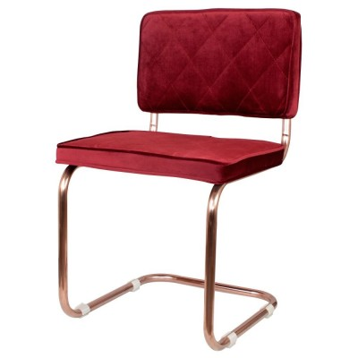 Vivian Red Chair