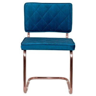Vivian Blue Chair