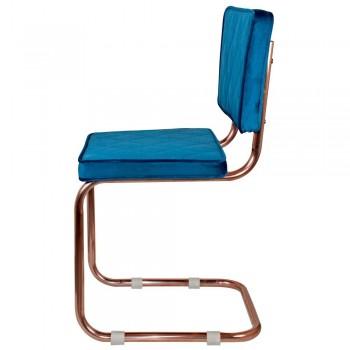 Vivian Blue Chair