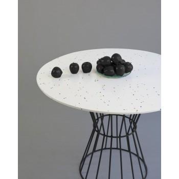 Mesa Confetti  (negro)
