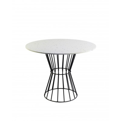 Confetti Table (black)