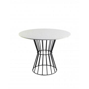 Confetti Table (black)