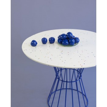 Confetti Table (blue)