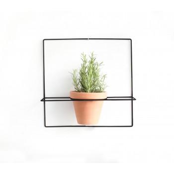Wire Wall Plants Cuadrado