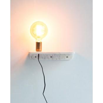 Landscape Marble Lamp