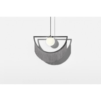 Wink Lamp Silver
