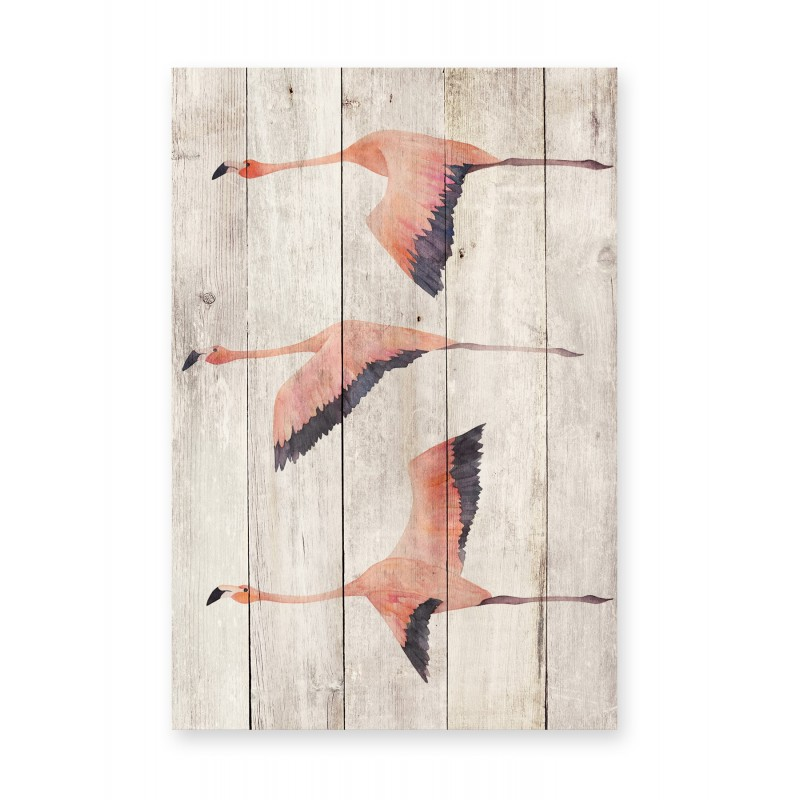 Tabla Flying Flamingo