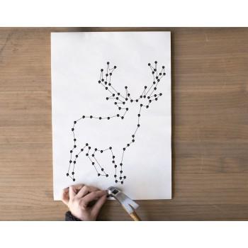 String Art Oh Deer