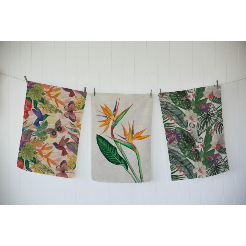 Set 3 Cloths Nature