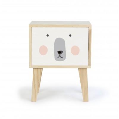 Bedside Table Bears