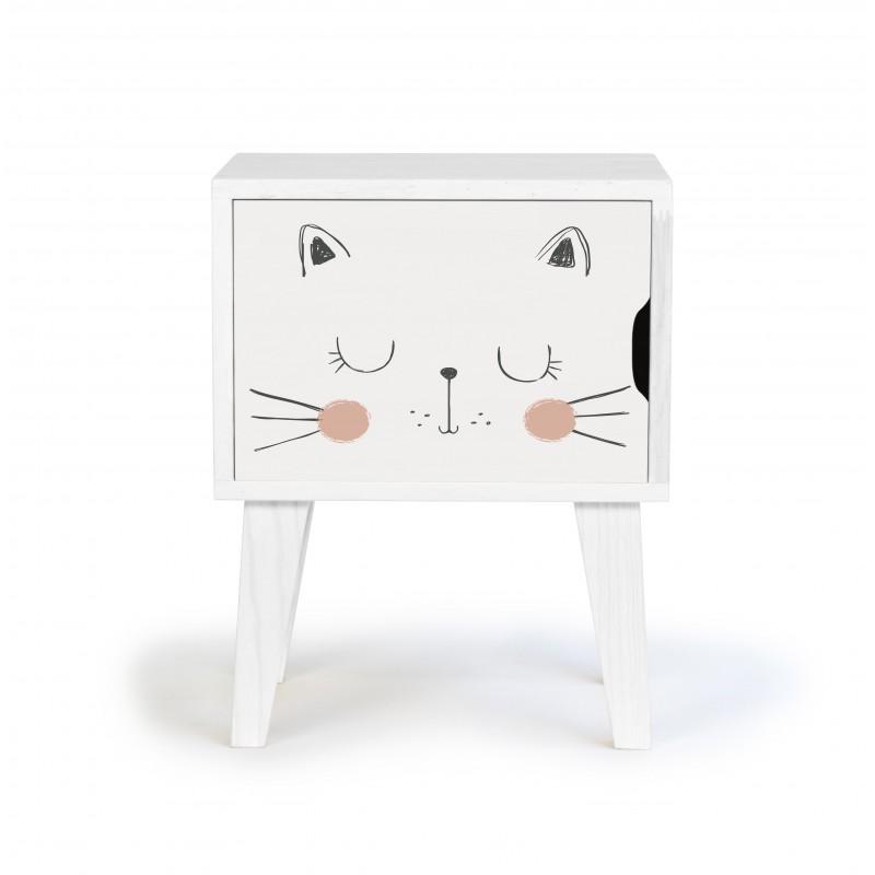 Mesilla de Noche Cat