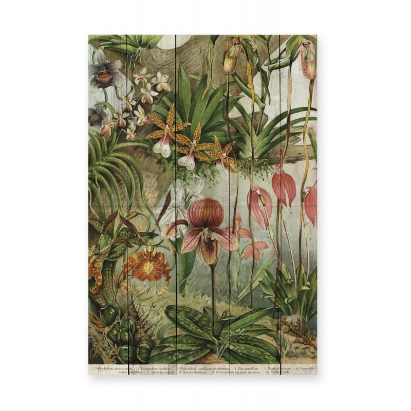 Tabla 60x40 (Jungle Flowers)
