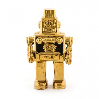 Robot Gold Really