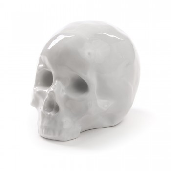 Porcelain skull Really