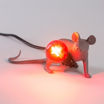Mouse Lamp Lie Down