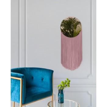 Moon mirror Pink