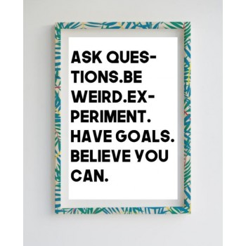 Painting Limited Edition Quotes