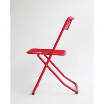 CHAIR 085 RED 3020