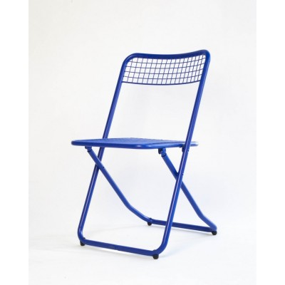CHAIR 085 BLUE 5002