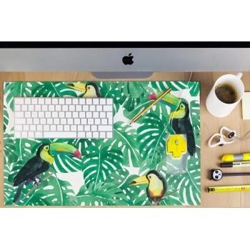 Desk Mat Tropical