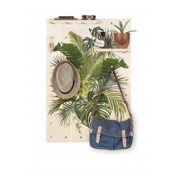 Tropical Bunch Pegboard