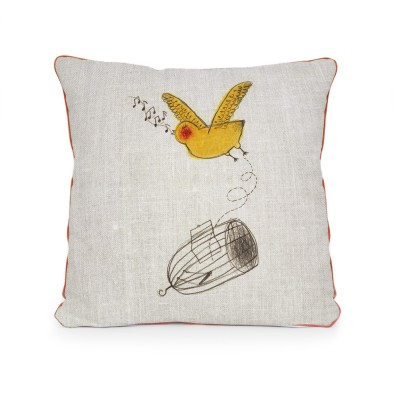 Free Bird Cushion