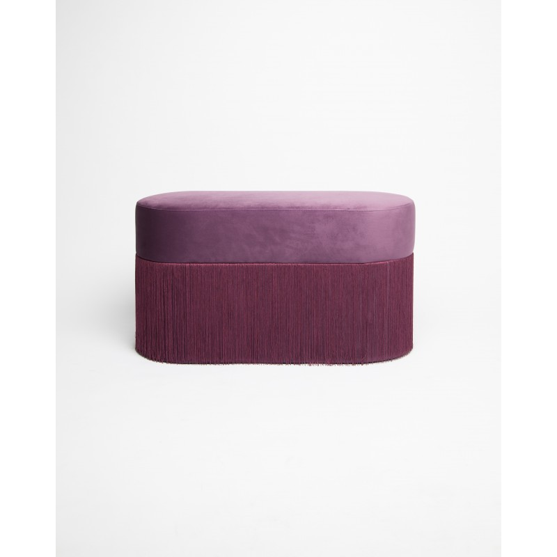 Pouf Pill L Purple