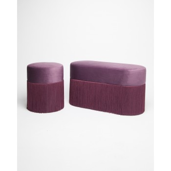 Pouf Pill S Purple