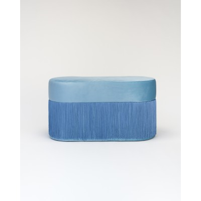 Pouf Pill L Blue