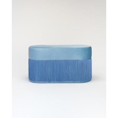 Pouf Pill L Azul