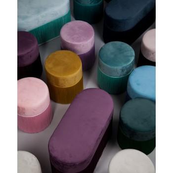 Pouf Pill L Warm Grey